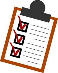 Checkliste-Infrarotthermometer
